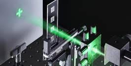 beam shaping setup